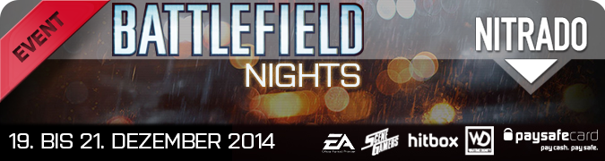 Battlefield Nights Event