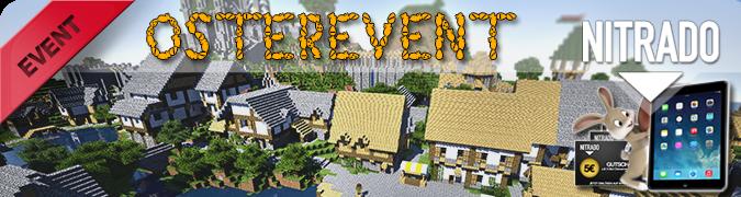 Nitrado Minecraft Osterevent 2014