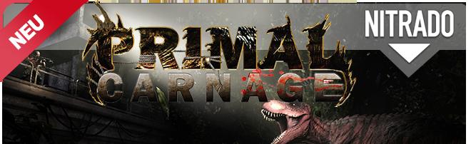 Primal Carnage Gameserver