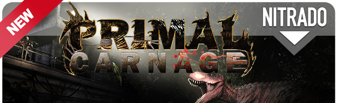 Rent Primal Carnage Gameserver
