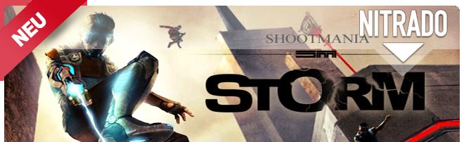 Shootmania Gameserver mieten