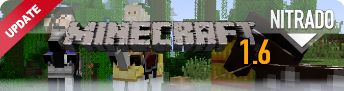 Minecraft 1.6 Gameserver