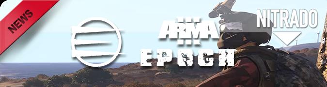 ArmA 3 Epoch Mod Server mieten