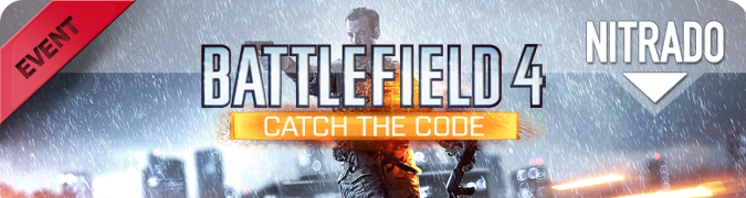 Battlefield 4 Catch the Code Event