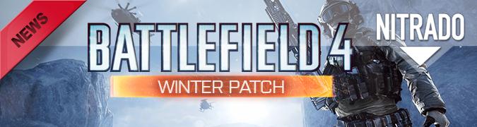Battlefield 4 Winter Patch