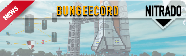 Minecraft BungeeCord Support