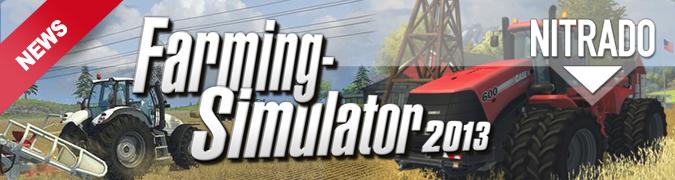 Landwirtschafts Simulator 2013 Gameserver mieten