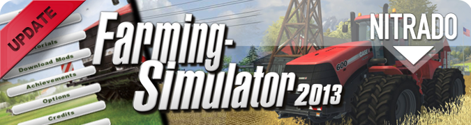 Farming Simulator 2013 Gameserver