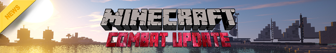 Minecraft 1.9 Combat Update Server mieten