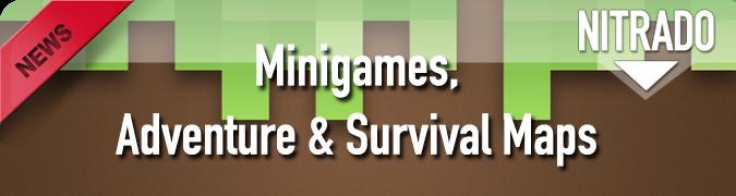 Minecraft Minigame Server mieten