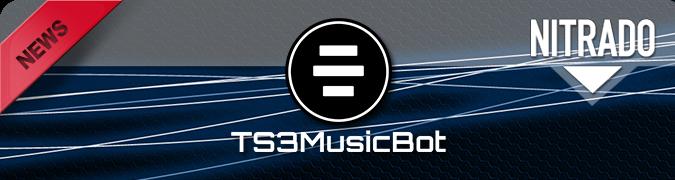 NitradoTeamspeak 3 Music Bot